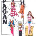 Pagan's Outfits